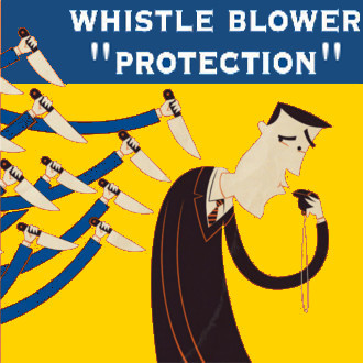 is whistle blowing good or bad