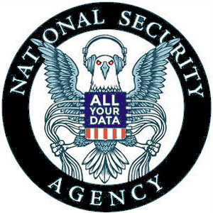 National Security Agency (eagle) - all your data