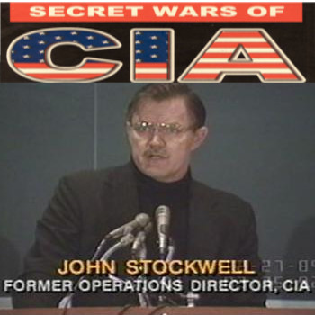 The CIA maintains prepackaged stocks of by John Stockwell ...