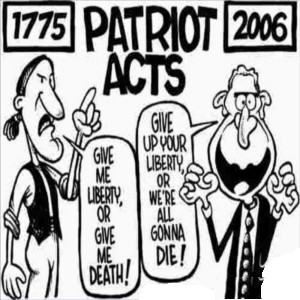 Image result for USA PATRIOT Act