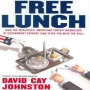 "#399 Free Lunch - (How the Wealthiest Americans Enrich Themselves at Government Expense and Stick You with the Bill) David Cay Johnston is an investigative journalist for The New York Times who has focussed on the subject of taxation. He most recently published book Free Lunch: How the Wealthiest Americans Enrich Themselves at Government Expense and Stick You With The Bill, is an expose of hidden subsidies, rigged markets, and what has been called corporate socialism. It follows his previous Perfectly Legal: The Covert Campaign to Rig Our Tax System to Benefit the Super Rich--and Cheat Everybody Else, which was a a New York Times bestseller. Johnston received the 2001 Pulitzer Prize for Beat Reporting ""for his penetrating and enterprising reporting that exposed loopholes and inequities in the U.S. tax code, which was instrumental in bringing about reforms."" Priorto joining the New York Times in 1995, he's worked for various major daily papers around the country and studied economics at the university of Chicago and elsewhere. He now lives in Rochester, New York area where he spoke on Februrary 16th at an event sponsored by the Rochester Labor Lyceum, which has presented public talks and debates on topics of labor and social justice since 1897."